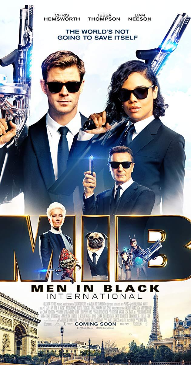 Men in Black International 2019 720p BluRay x264-GECKOS