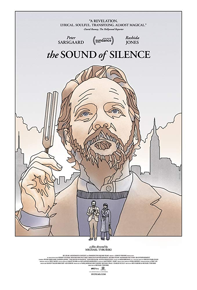 The Sound Of Silence 2019 HDRip AC3 x264-CMRG
