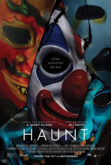 Haunt (2019) 1080p WEB DL H264 AC3 EVO
