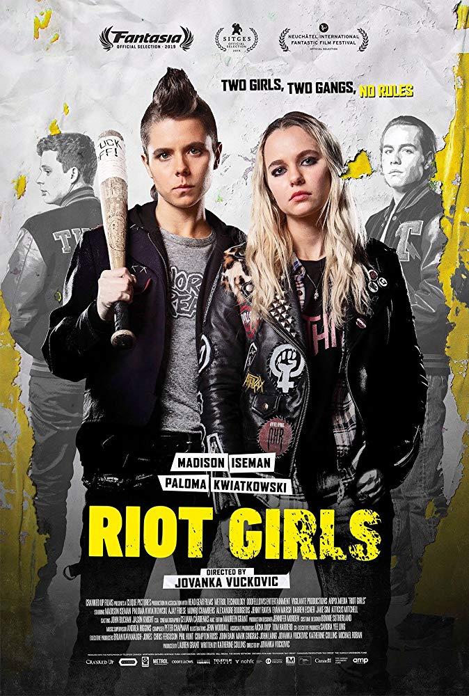 Riot Girls 2019 1080p WEBRip x264-RARBG