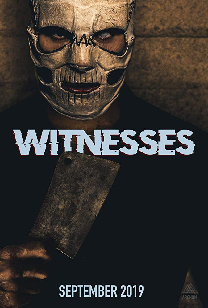 Witnesses 2019 [WEBRip] [1080p] YIFY