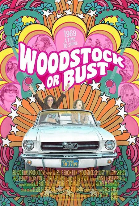 Woodstock or Bust (2019) WEB DL 720p x264 Ganool