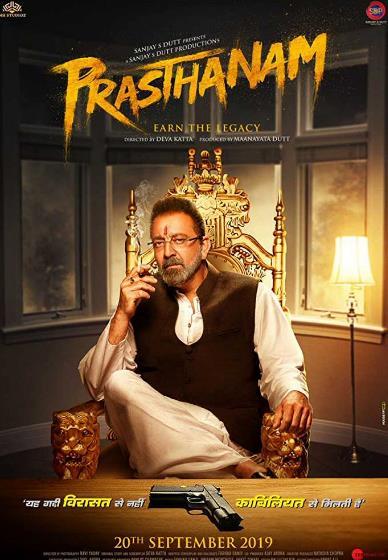 Prassthanam (2019) Hindi 720p Pre-CAMRip x264-DLW