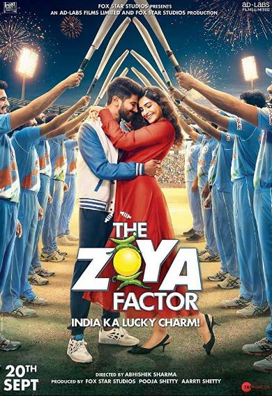 The Zoya Factor (2019) Hindi 720p Pre  CAMRip x264  DLW