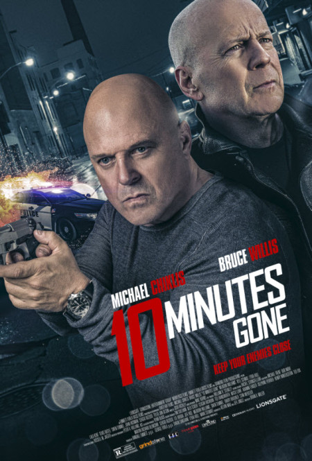 10 Minutes Gone (2019) 1080p WEB DL DD5.1 H264 CMRG