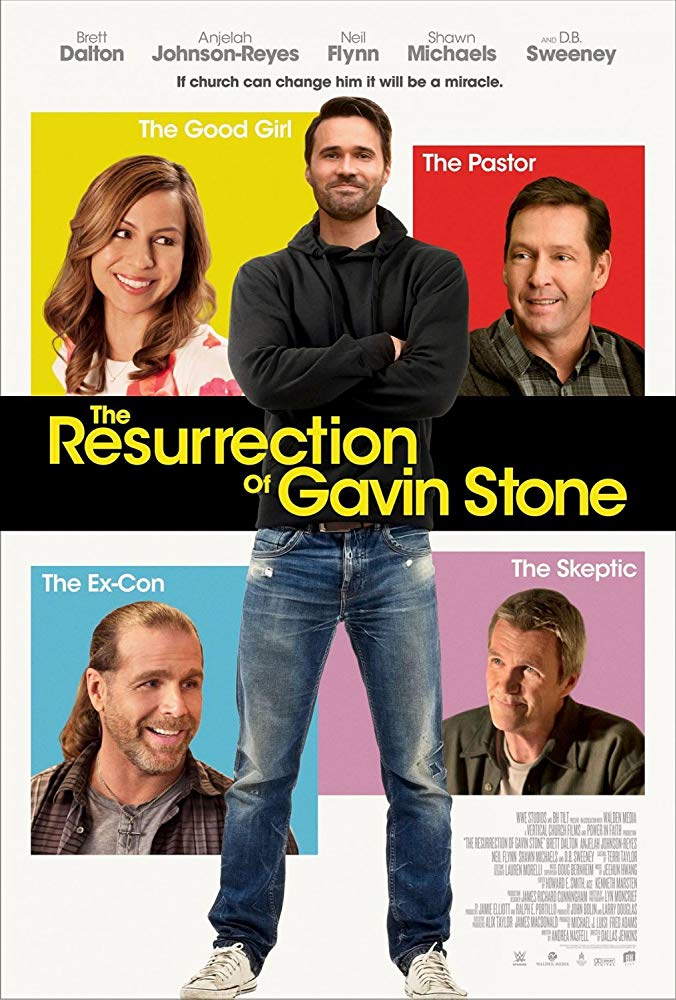 The Resurrection of Gavin Stone 2016 [BluRay] [720p] YIFY