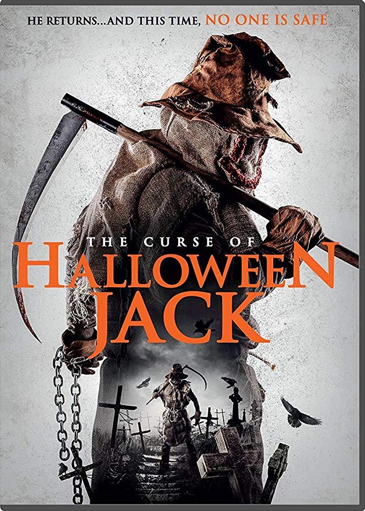 The Curse of Halloween Jack 2019 HDRip XviD AC3 LLG