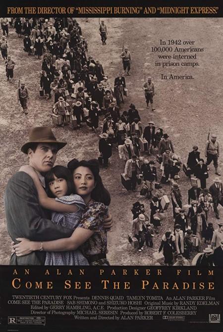 Come See the Paradise 1990 USA Dennis Quaid WWII drama