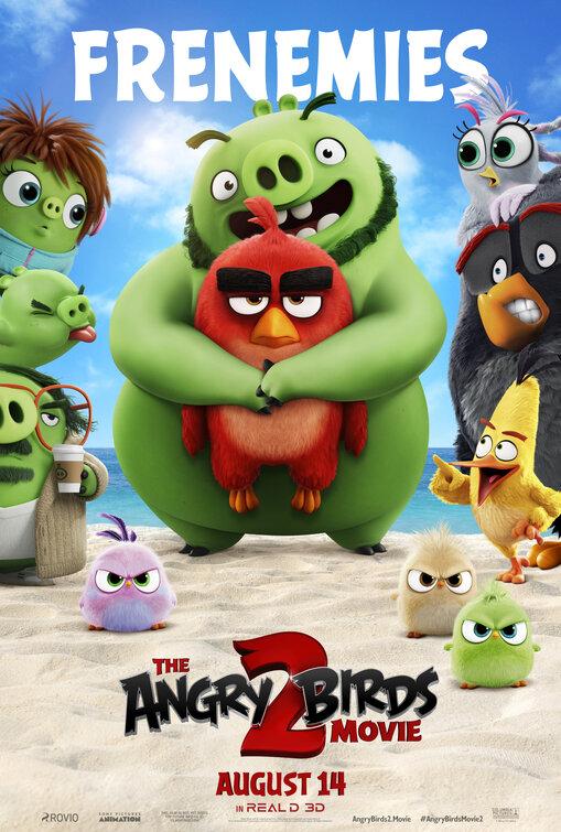 The Angry Birds Movie 2 2019 720p HC BLURRED HDRip 800MB x264-GalaxyRG