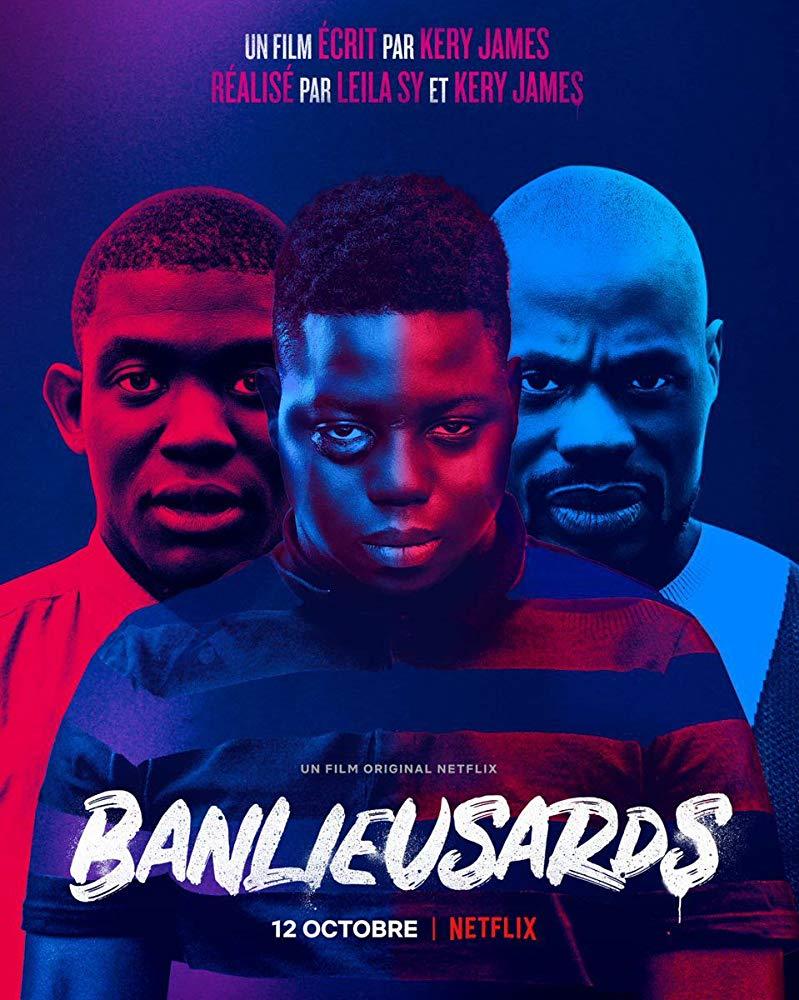 Banlieusards 2019 1080p WEBRip x264-RARBG