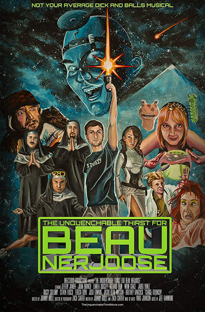 The Unquenchable Thirst for Beau Nerjoose 2016 1080p WEBRip x264-RARBG