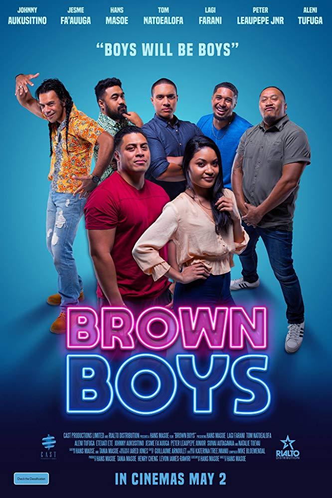 Brown Boys 2019 1080p WEB-DL H264 AC3-EVO