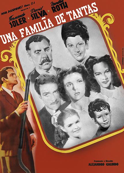 Una Familia de Tantas 1949 BDRip x264-BiPOLAR