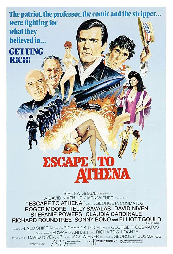 Escape To Athena 1979 720p BluRay x264 x0r
