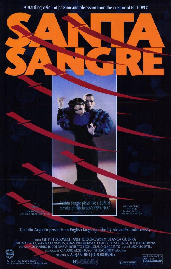 Santa Sangre 1989 iNTERNAL BDRip x264-MANiC