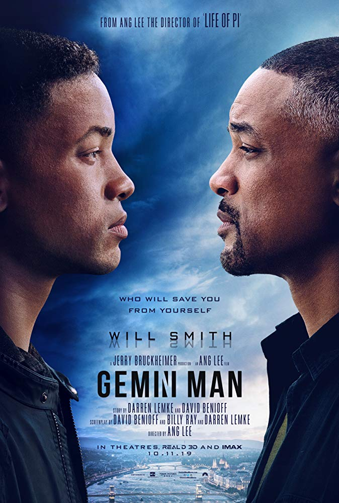 Gemini Man 2019 HC HDRip XviD AC3-EVO