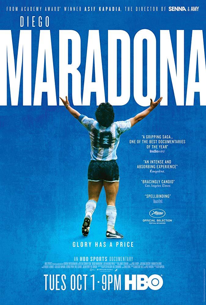 Diego Maradona 2019 SUBBED 720p BluRay x264-CADAVER