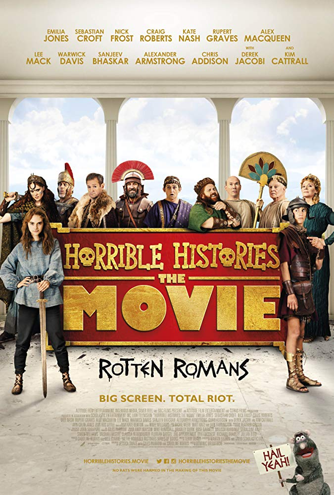 Horrible Histories The Movie Rotten Romans 2019 1080p WEB-DL DD5 1 H264-CMRG