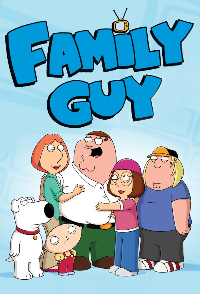 Family Guy S18E07 720p WEB x264-XLF