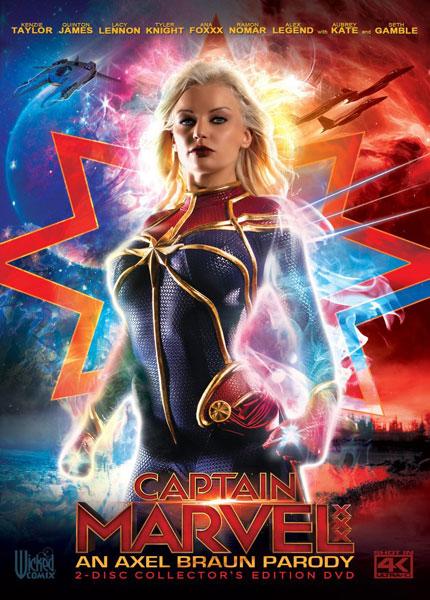 Captain Marvel XXX An Axel Braun Parody XXX DVDRip x264-XCiTE