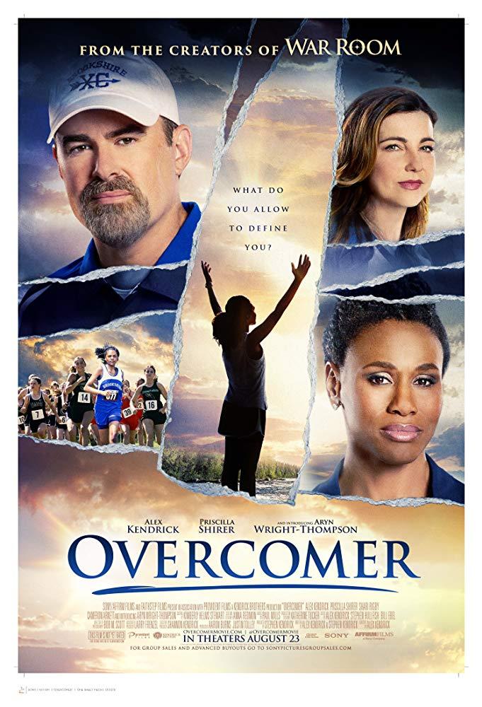 Overcomer 2019 [WEBRip] [720p] YIFY