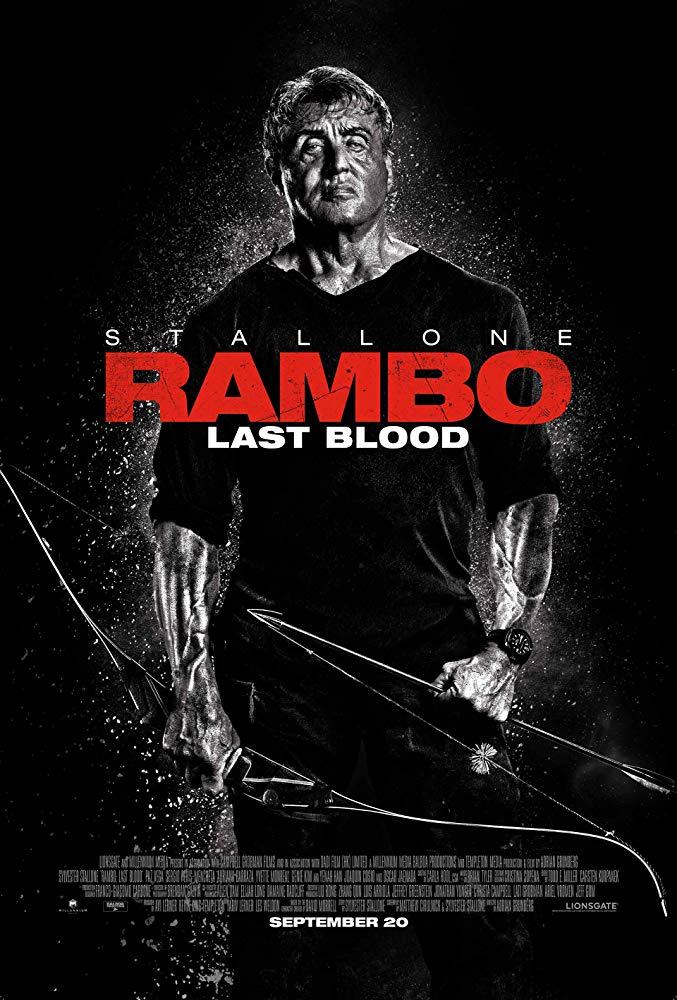 Rambo Last Blood 2019 720p HC HDRip 2CH x265 HEVC-PSA