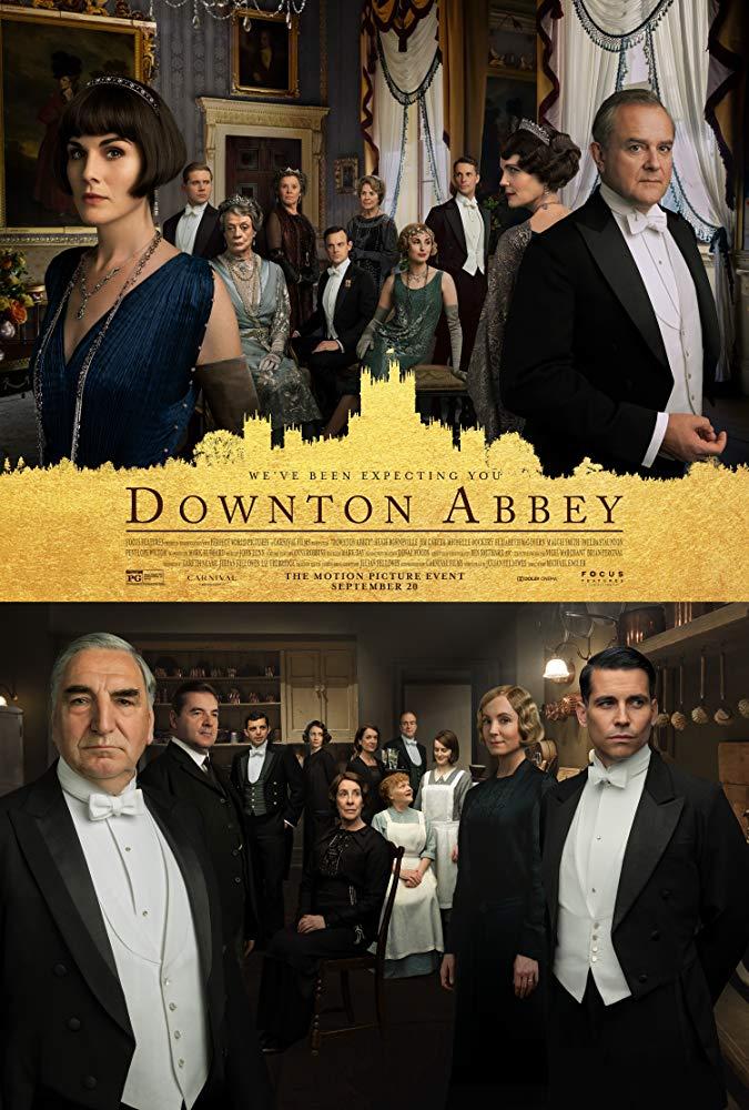 Downton Abbey 2019 HDRip XviD AC3-EVO