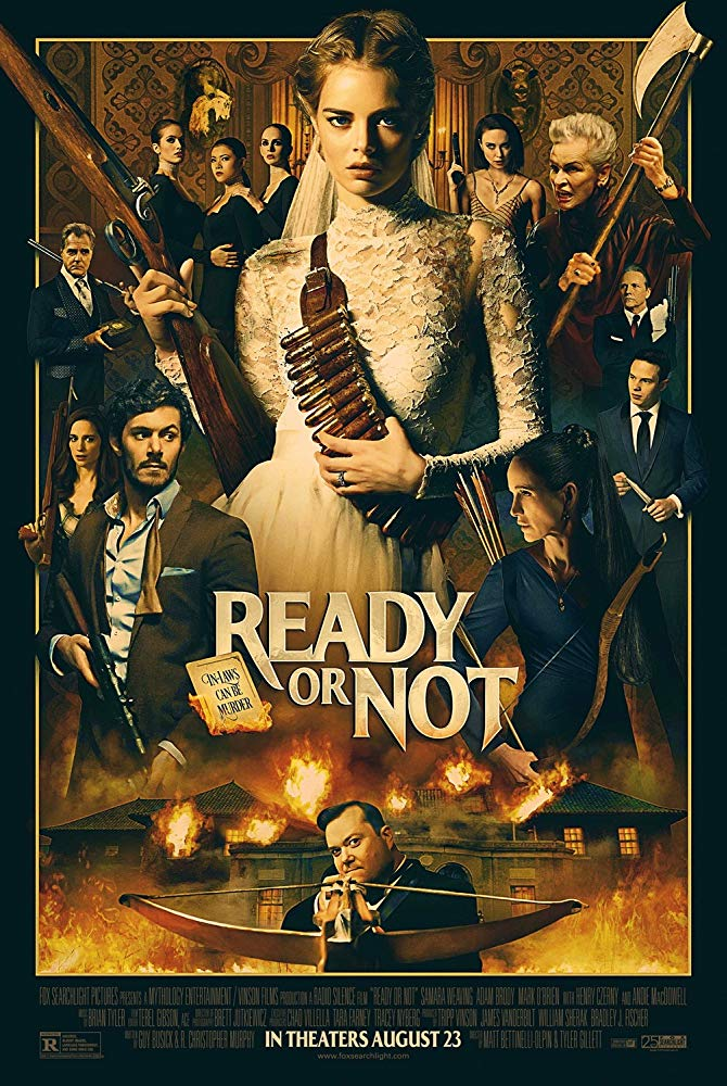 Ready or Not 2019 720p BluRay - 900MB - Zaeem