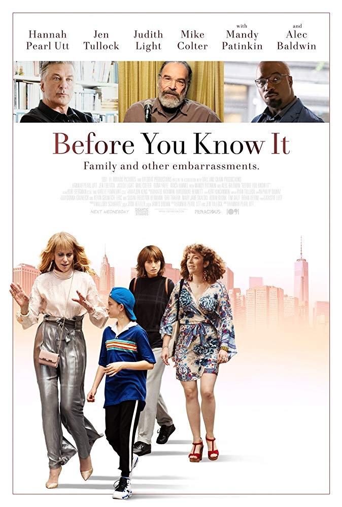 Before You Know It 2019 HDRip XviD AC3-EVO