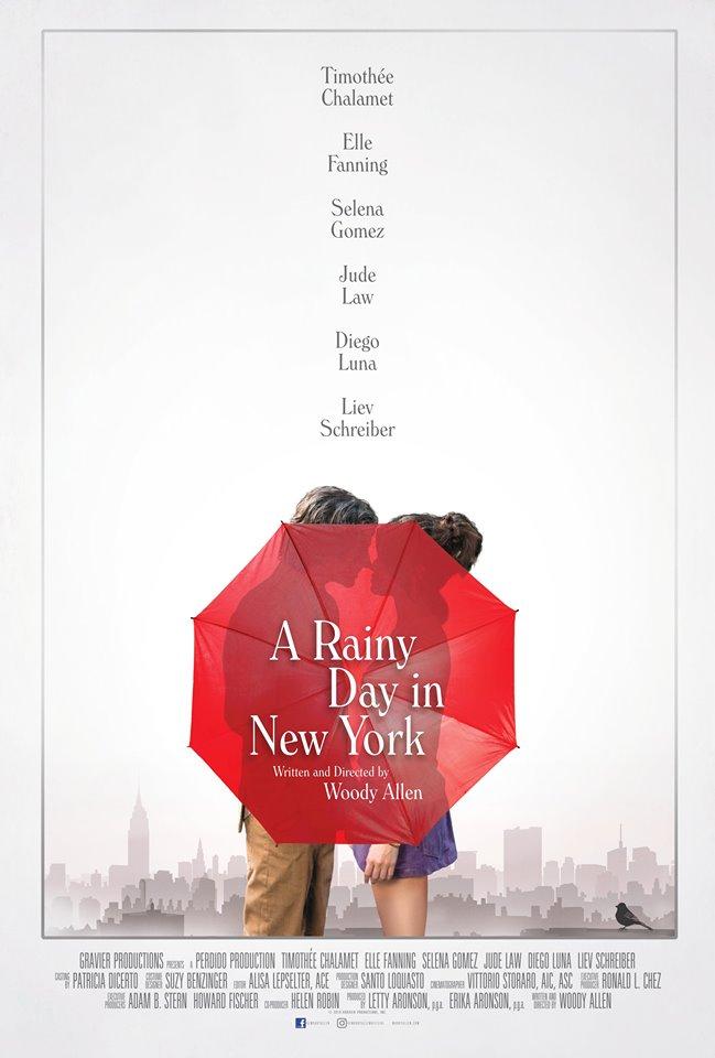 A Rainy Day in New York 2019 BDRip XviD AC3-EVO