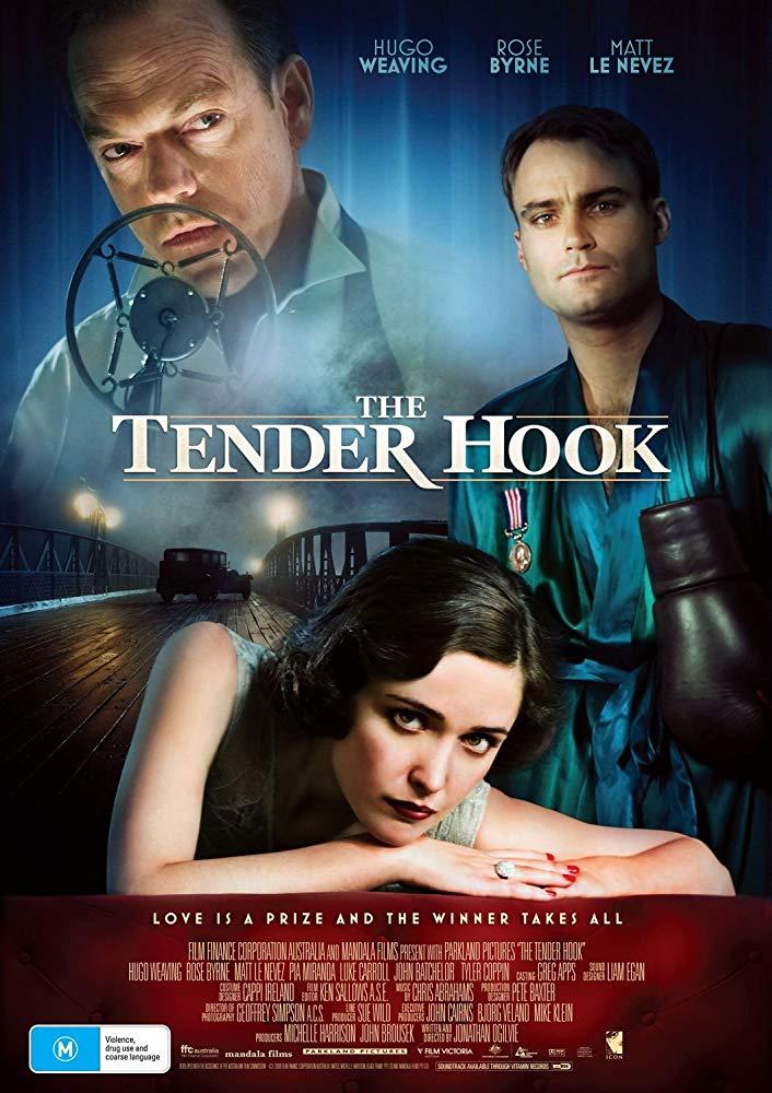 The Tender Hook 2008 720p BluRay x264-x0r