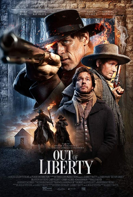 Out Of Liberty (2019) 1080p WEB-DL DD5.1 H264-FGT