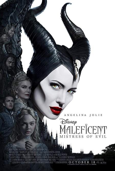 Maleficent Mistress of Evil 2019 1080p WEBRip 1400MB DD5 1 x264-GalaxyRG