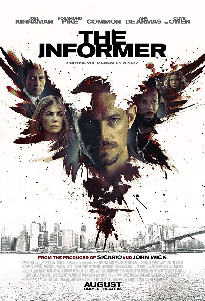 The Informer 2019 720p 10bit BluRay 6CH x265 HEVC-PSA
