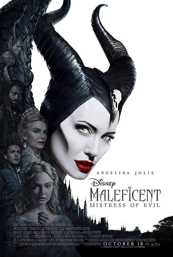 Maleficent Mistress of Evil 2019 720p 10bit BluRay 6CH x265 HEVC-PSA