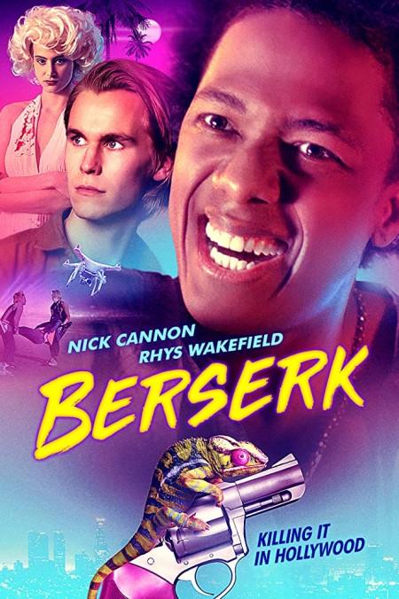 Berserk (2019) 720p WEBRip 800MB x264-GalaxyRG