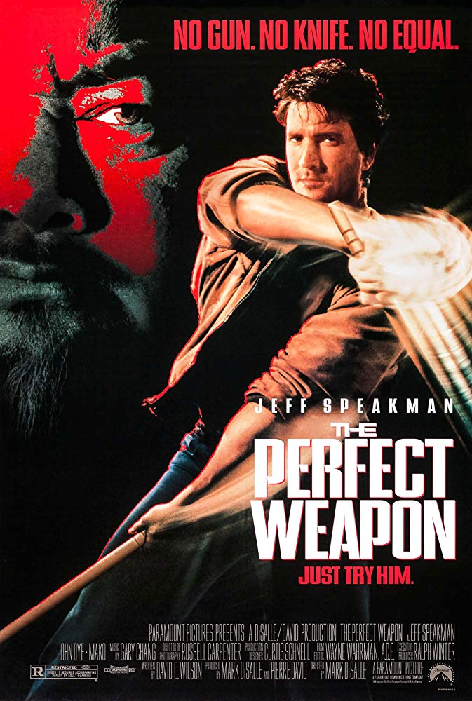 The Perfect Weapon 1991 [BluRay] [720p] YIFY