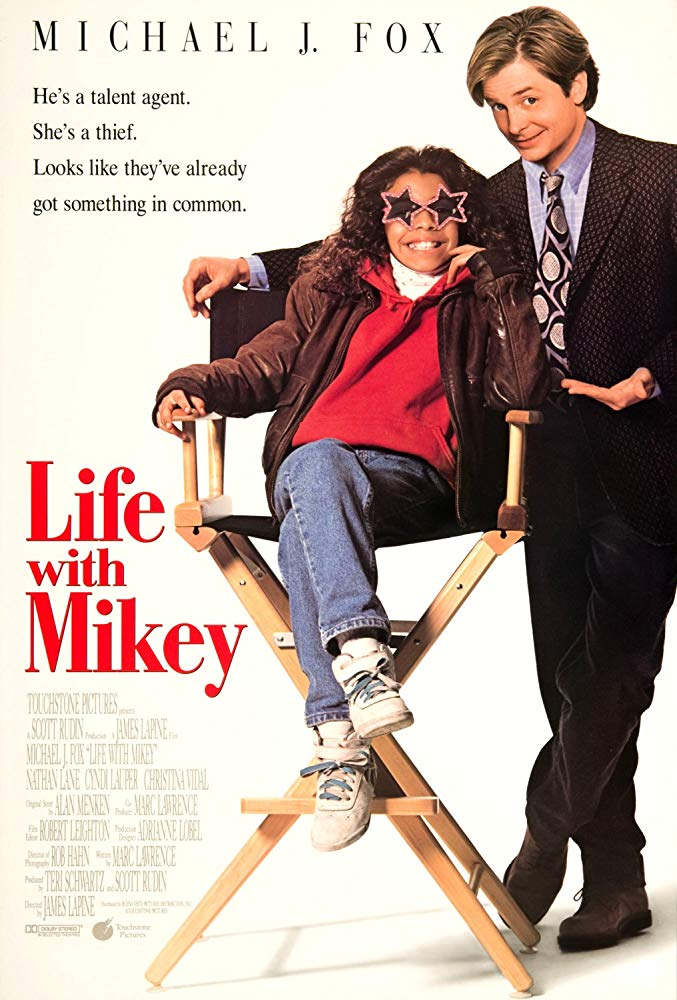 Life With Mikey 1993 BRRip XviD MP3-XVID