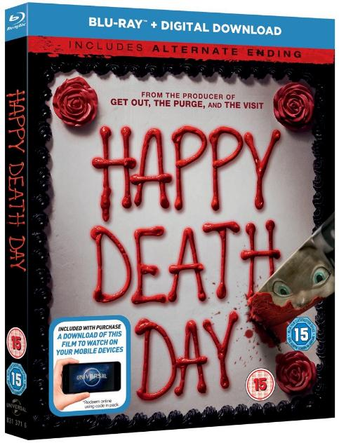Happy Death Day (2017) 1080p BluRay x264  YIFY