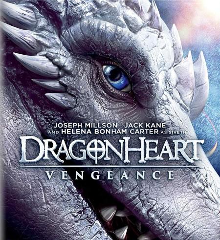 Dragonheart Vengeance (2020) 720p BluRay 800MB x264-GalaxyRG