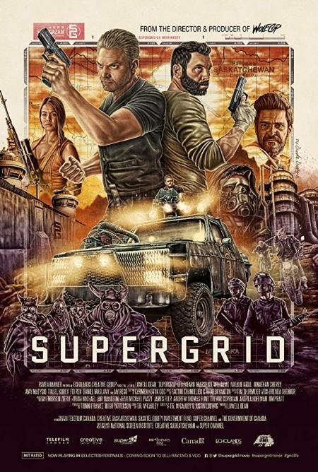 SuperGrid (2018) 720p WEBRip 800MB x264-GalaxyRG