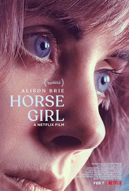 Horse Girl (2020) HDRip AC3 x264-CMRG