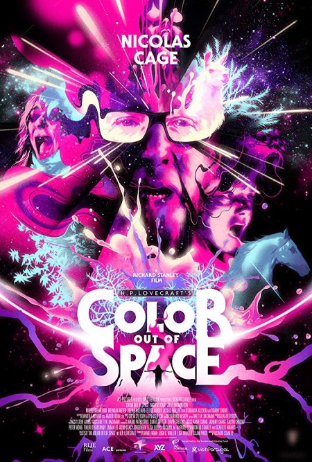 Color Out of Space 2019 BDRip x264-GECKOS