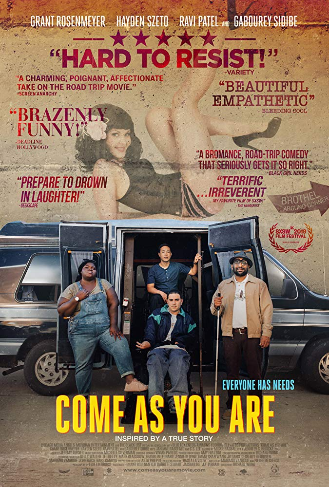Come As You Are 2019 [1080p] [WEBRip] [5 1] YIFY