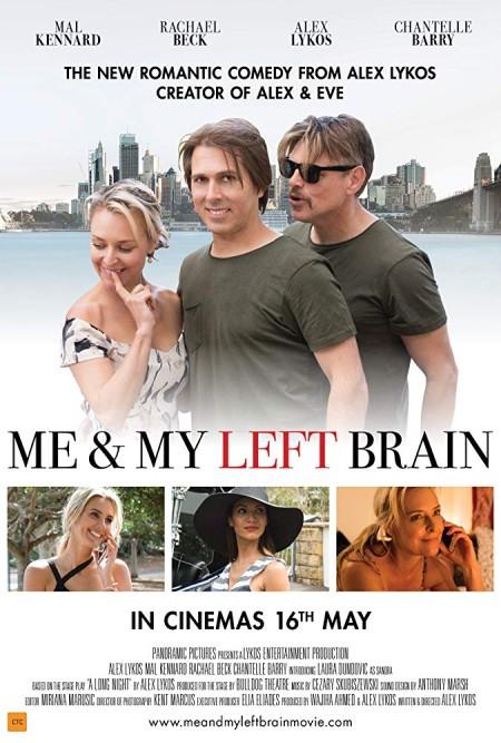 Me And My Left Brain 2019 HDRip AC3 x264-CMRG