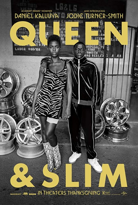 Queen and Slim 2019 HDRip AC3 x264-CMRG
