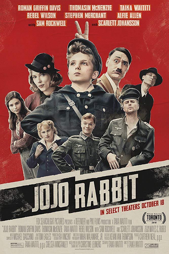 Jojo Rabbit 2019 REMUX 1080p Blu-ray AVC DTS-HD MA 5 1-LEGi0N