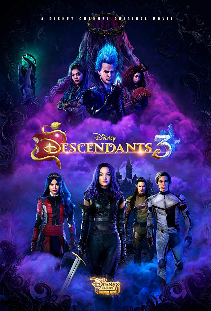 Descendants 3 (2019) [720p] [WEBRip] [YTS MX]