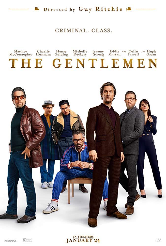 The Gentlemen 2020 CLEAN CAMRip XVID READNFO-WARRIORS