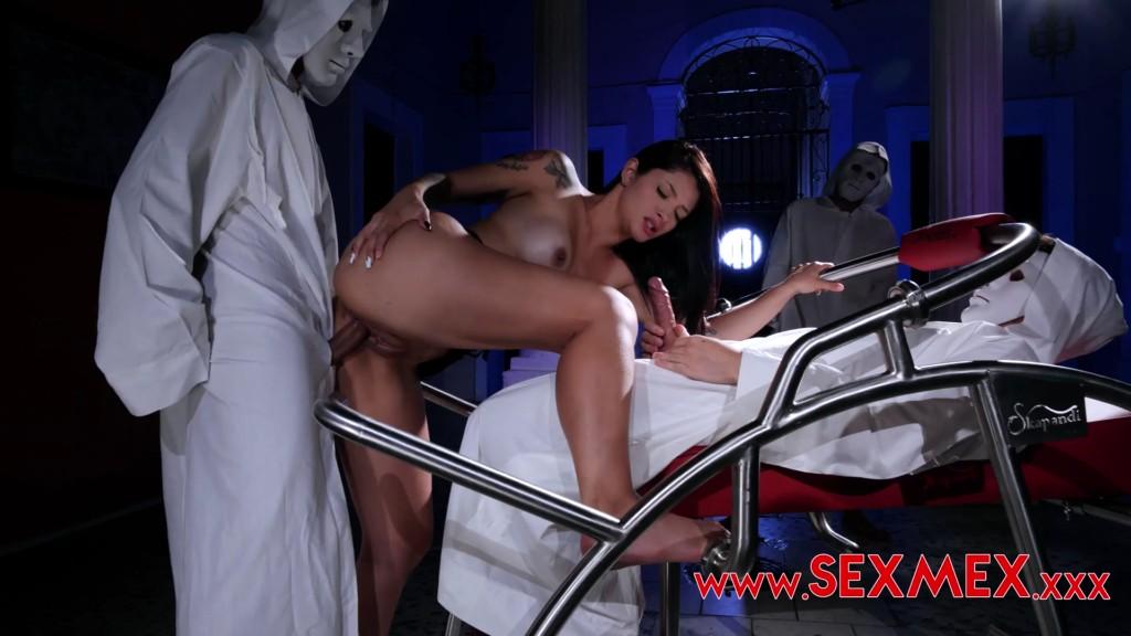 Free Download SexMex 20 02 25 Salome Gil Bautizo Cult Of Sexmex XXX 1080p MP4-KTR